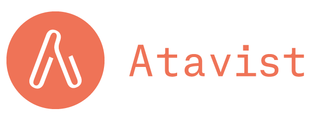 """Résultat de recherche d'images pour """"atavist logo"""""""